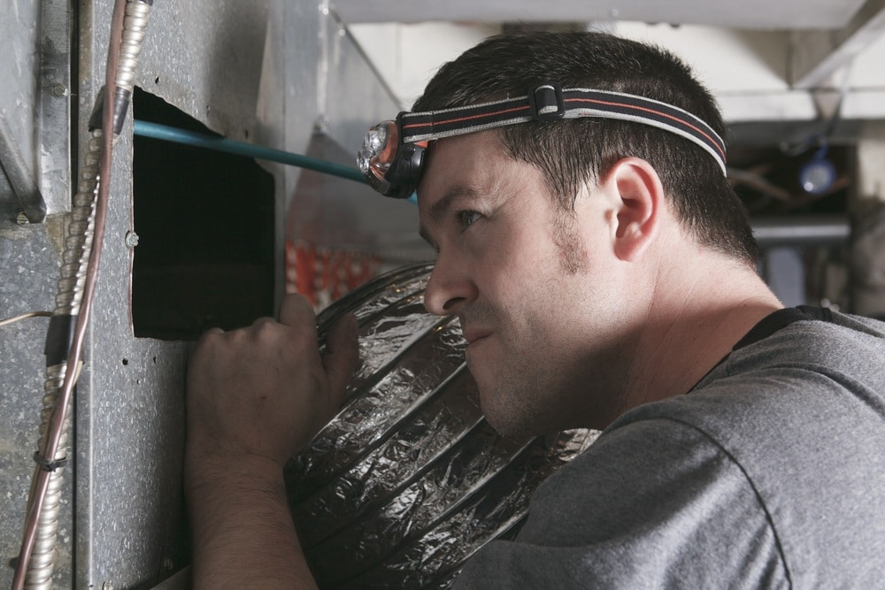 NJ duct cleaning services