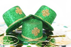 decorate for your St. Patty's party