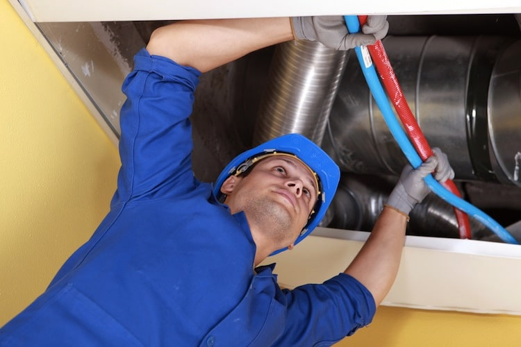 NADCA-certified NJ air duct cleaners