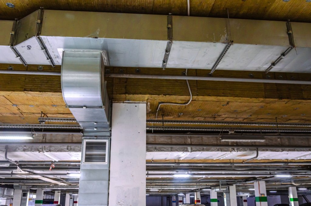 commercial air duct cleaning company NJ